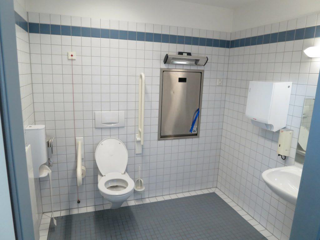 Barrierefrei Toilette WC Badezimmer A-S-G Haustechnik 0-24 Notdienst Wien NÖ Niederösterreich und Umgebung